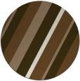 rug #1131195 | round beige stripes rug