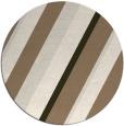 rug #1131219 | round stripes rug