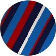 rug #1131295   round red stripes rug