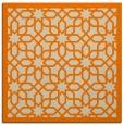rug #1131775 | square beige borders rug