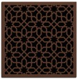 rug #1131791   square black borders rug