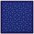 rug #1131875 | square blue-violet borders rug
