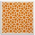 rug #1131987   square orange borders rug