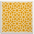 rug #1132127 | square light-orange borders rug