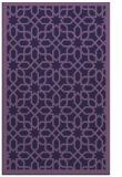 rug #1132607    purple borders rug