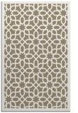 rug #1132671 |  mid-brown borders rug