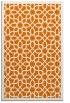 rug #1132723 |  orange borders rug