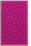 rug #1132735    pink borders rug