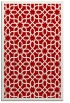 rug #1132767 |  red borders rug