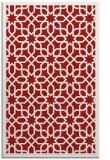 rug #1132775    red borders rug