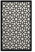 rug #1132799 |  white borders rug