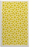 rug #1132835 |  yellow borders rug