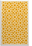 rug #1132863 |  light-orange borders rug