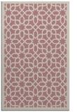 rug #1132867 |  pink rug