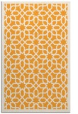 rug #1132875 |  light-orange rug