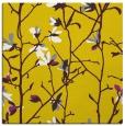 rug #1133939 | square yellow natural rug