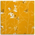 rug #1133967 | square light-orange natural rug