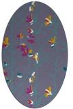 rug #1134152 | oval natural rug