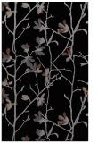 rug #1134359 |  black natural rug