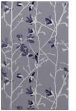 rug #1134439    blue-violet natural rug