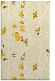 rug #1134667 |  yellow rug