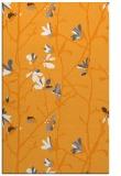 rug #1134715 |  light-orange natural rug