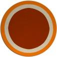 rug #113479 | round borders rug