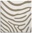 rug #1135615 | square white animal rug
