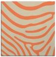 rug #1135671 | square orange rug