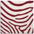 rug #1135683   square pink animal rug