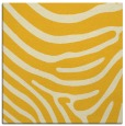 rug #1135771 | square yellow animal rug