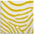 rug #1135779 | square yellow animal rug