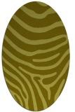 rug #1135901   oval animal rug