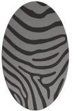 rug #1136018   oval animal rug