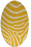 rug #1136139 | oval stripes rug