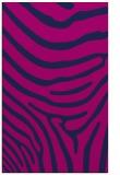 rug #1136227 |  blue stripes rug
