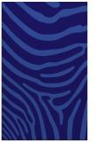 rug #1136291    blue-violet animal rug