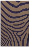 rug #1136295 |  blue-violet animal rug