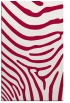 rug #1136307 |  red stripes rug