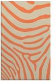 rug #1136407 |  orange animal rug
