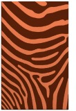 rug #1136411 |  orange animal rug