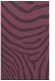 rug #1136431 |  purple animal rug