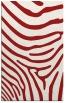 rug #1136455    red stripes rug