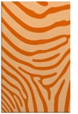rug #1136467 |  red-orange stripes rug