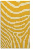 rug #1136507 |  yellow animal rug
