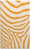 rug #1136555    light-orange animal rug