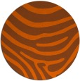 rug #1136840 | round stripes rug