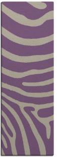 proud zebra rug - product 1137111