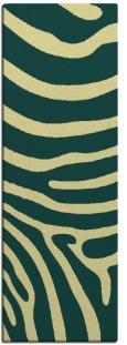 proud zebra rug - product 1137259