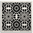 rug #1137299 | square white geometry rug